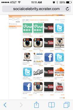 Discounted Social Media Packages!!   #socialmedia #marketing #socialmediamarketing #WinatomAddmefastBot