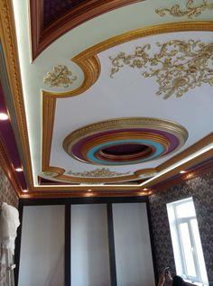 ИДЕИ ВАШЕГО ДОМА - СЕКРЕТЫ ДИЗАЙНА — Потолки! | OK.RU False Ceiling Design, Decoration, Mirror, Squares, Bedroom Ideas, Smooth, Design Ideas, Home Decor, Home