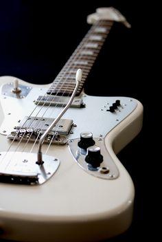 Deimel Firestar semi hollow »pearl white«