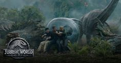 You are watching the movie Jurassic World: Fallen Kingdom on Putlocker HD. Three years after the demise of Jurassic World, a volcanic eruption threatens the remaining dinosaurs on the isla Nublar, so Claire Dearing, the former park Jurassic World Fallen Kingdom, Jurassic Park World, Falling Kingdoms, Chris Pratt, Kingdom Movie, Netflix, Bryce Dallas Howard, Trailer, Guardians Of The Galaxy