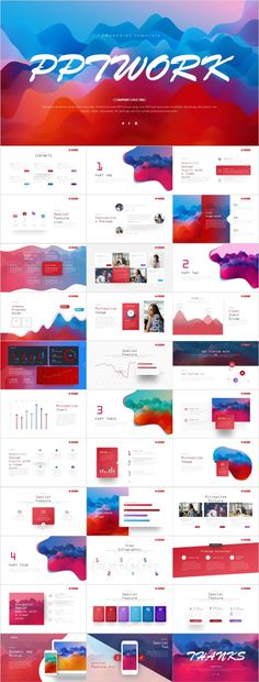 Best Superior Design Report PowerPoint template - The most creative designs Presentation Software, Powerpoint Presentation Templates, Keynote Template, Presentation Design, Report Template, Professional Powerpoint Templates, Powerpoint Themes, Creative Powerpoint Templates, Infographic Powerpoint