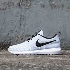 Up your sneaks game in the Nike Roshe Run Flyknit Trainer