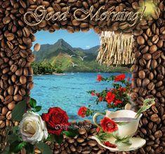 Good Morning Texts, Good Morning Coffee, Good Morning Gif, Good Morning Greetings, Good Morning Wishes, Good Morning Images, Good Morning Quotes, Morning Board, Coffee Time