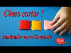 FACIL MOñO KANZASHI CON LISTON Paso a Paso EASY KANZASHI BOW Tutorial DIY How To PAP - YouTube