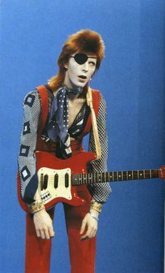 ziggy not playing guitar