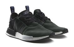 Adidas NMD R1 PK Grey Black Pack Man Series ! Ready size 39