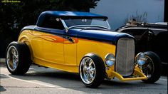 1932 Ford Roadster - Classic Hot Rod - Google+