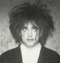 Robert Smith #thecure #robertsmith