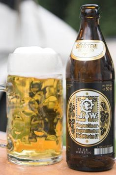Augustiner Edelstoff.. if you are wondering what the best beer in the world is