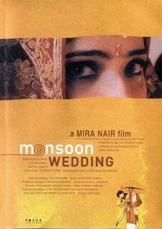 Monsoon Wedding (2001) | directed by Mira Nair | starring Naseeruddin Shah, Lillete Dubey, Shefali Shetty, Vijay Raaz, Tillotama Shome, Kulbhushan Kharbanda, and Vasundhara Das