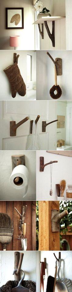 Sjajne dekoracije od drva | D&D - Dom i dizajn