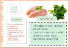 Receita de papinha salgada - Introdução alimentar dos bebês