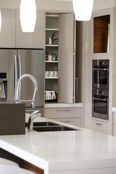 How do you achieve the ultimate luxury kitchen? It's a question we are asked often at Attard's Kitchens & Cabinetry, and our answer rarely change.