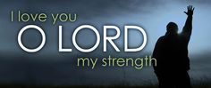 God is my strength | The Lord is my strength and my song. | Kingdom Living Miracles