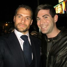 """NEW PIC ALERT  Via @twihardmonster """"I have missed you so much #HenryCavill  it's been almost two years..."""" He met him last night outside the W magazine Golden Globes party!  Congrats!  #HenryCavill #TheManFromUNCLE #NapoleonSolo #TheManFromUNCLE #ClarkKent #CharlesBrandon #Stratton #Superman #ManofSteel #BatmanvsSuperman #DawnofJustice #BatmanvsSupermanDawnofJustice #Batmanvsuperman #Stratton"""