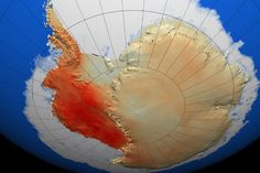 Climate Code Red: Big trouble in the Antarctic has been brewing for ...