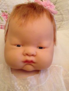 """Sweet little face """"my baby dear """""""