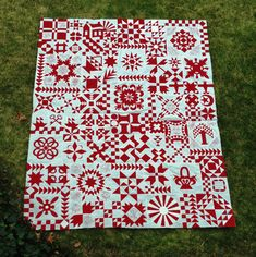 Quilt Borders | Just Takes 2™ Quilt – December 1 Quilt Blocks and Final Assembly