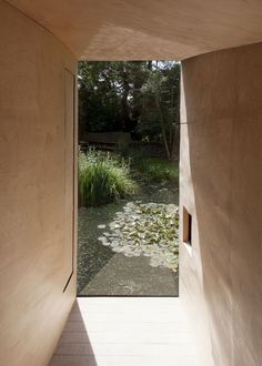 // Forest Pond House by TDO Architecture. Photographs: Ben Blossom