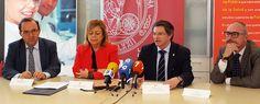 Convenio para el centro de formación e investigación para personas mayores en el campus de Lorca. http://www.um.es/actualidad/gabinete-prensa.php?accion=vernota&idnota=54391