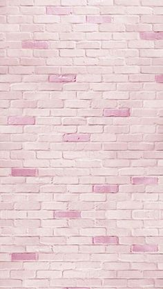 pink brick, wallpaper, and background image Cute Backgrounds, Phone Backgrounds, Cute Wallpapers, Wallpaper Backgrounds, Iphone Wallpaper, Tumbler Backgrounds, Disney Wallpaper, Tumblr Wallpaper, Cool Wallpaper