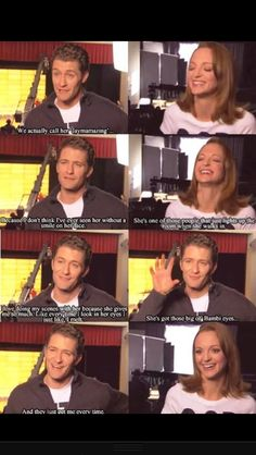 Oh Wemma <3 What he said was adorable! <3