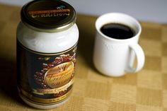Nutritionist Recommends Adding Coconut Oil to Your Coffee or Tea  #better-health