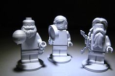 Lego Figurines in Space: On Aug. 5, NASA launched the Juno probe, which, when it reaches Jupiter in 2016, will orbit the planet for one earth year studying its atmosphere before crashing into the surface. Aboard the spacecraft are three Lego figurines: one of the king of the Roman gods for whom the planet is named, right; one of his wife Juno, center, with a magnifying glass; and one of astronomer Galileo Galilei, left, holding both a telescope and a miniature planet Jupiter. The placement…