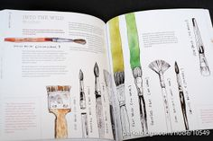 Urban Watercolor Sketching: A Guide to Drawing, Painting, and Dreaming in Color by Parka81, via Flickr