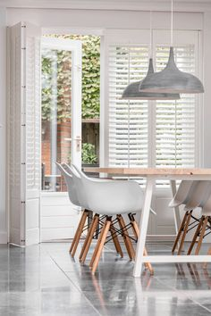 Home Decorating Sewing Projects Info: 6473251739 Shutters, Interior Shutters, House Styles, Home And Living, Interior, New Homes, Diy And Home Improvement, Home Decor, Home Deco
