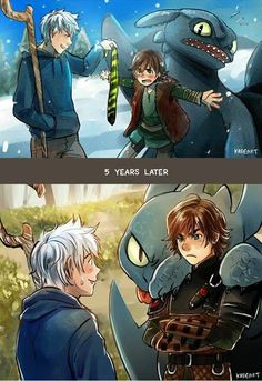 how to train your dragon toothles hiccup fun comic jack frost guardians big