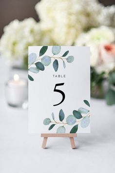 Inside Practical Plans For Simple Flower Decorations For Weddings - Anstely Gets Wed Card Table Wedding, Wedding Cards, Table Numbers For Wedding, Diy Wedding Tables, Wedding Table Markers, Wedding Favors, Wedding Table Number Holders, Simple Wedding Centerpieces, Wedding Decorations