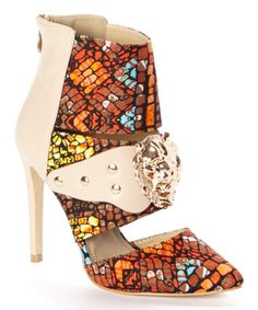 Look what I found on #zulily! Nude Donatella Pump by Red Kiss #zulilyfinds