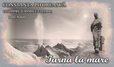 Constanţa de odinioară...: IARNA LA MARE - Reconstituire - Ioan Adam Movies, Movie Posters, Films, Film Poster, Cinema, Movie, Film, Movie Quotes, Movie Theater