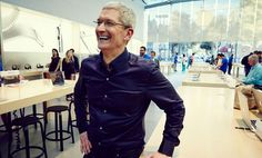 Apple CEO Tim Cook Steps Up To New Major Role At Nike - #Apple, #MarkParker, #Nike, #PhilKnight, #TimCook