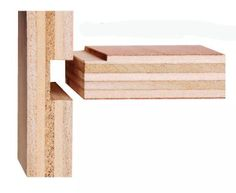 Plywood shelving rabbet and dado joint