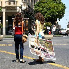 #interactive #mobilebillboard #advertising #brandedclothing #marketingmaterials #bikeswithoutlimits #bikes #girls #girlsofmobile #bikingbillboards #comingsoon #summer #beaches #streets #events...