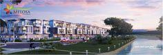 Dự án nhà phố Melosa Khang Điền quận 9 ngày càng hút khách