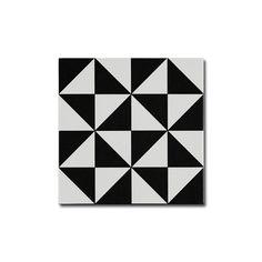 Płytki podłogowe 1900 Terrades Basalto/ Grafito 20,0x 20,0 /Płytka Podłogowa /GAT 1 VIVES - modnydom24.pl