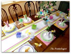 The Partiologist: The Table