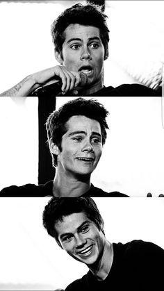 Dylan I love you Teen Wolf Boys, Teen Wolf Dylan, Teen Wolf Stiles, Tom Holland, Brad Pitt, Dylan O Brien Cute, Meninos Teen Wolf, Jake T Austin, Teen Wolf Memes