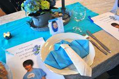 Konfirmasjonstips Napkins, Mad, Table Settings, Tableware, Tips, Buns, Decorating Ideas, Dinnerware, Towels