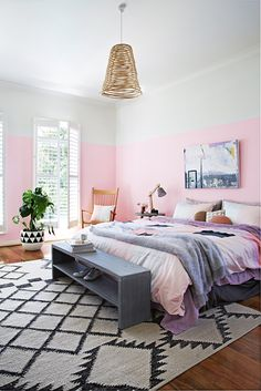 Love this wall color idea