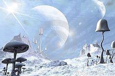 Alien Landscape