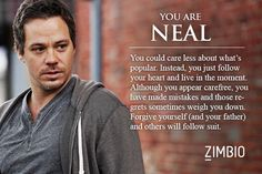 I took Zimbio's 'Once Upon a Time' quiz and I'm Neal ! Who are you?