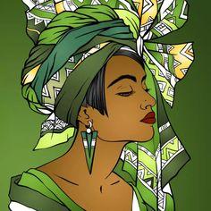 Black Girl Art, Black Women Art, Black Art, Art Girl, African American Art, Native American Art, Satirical Illustrations, African Art Paintings, Dancing Drawings