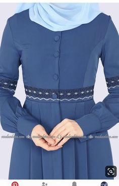 Modern Hijab Fashion, Abaya Fashion, Fashion Moda, Fashion Outfits, Iranian Women Fashion, Islamic Fashion, Muslim Fashion, Fancy Dress Design, Pakistani Fashion Party Wear