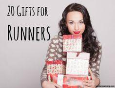 20 Gifts for Runners (Women's Running Approved!) - Women's Running.  Estos regalos serían wow!