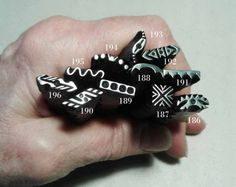 Handmade Metal Stamps, jewelry stamp, jewelry making tools, metal stamping tools, leather stamp, ink stamp, metal punch, tribal jewelry