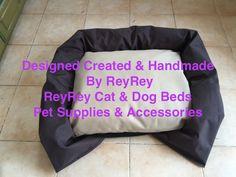 Dog Beds, Pet Supplies, Gym Bag, Cats, Handmade, Design, Gatos, Hand Made, Cat